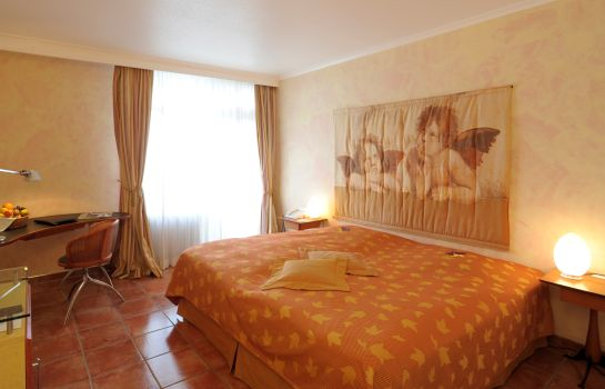 Double room (superior) Panoramahotel Waldenburg