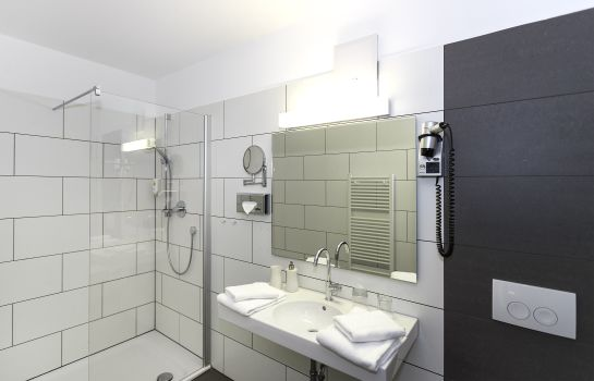 Bagno in camera Hotel am See