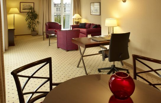 Suite Hilton Antwerp Old Town