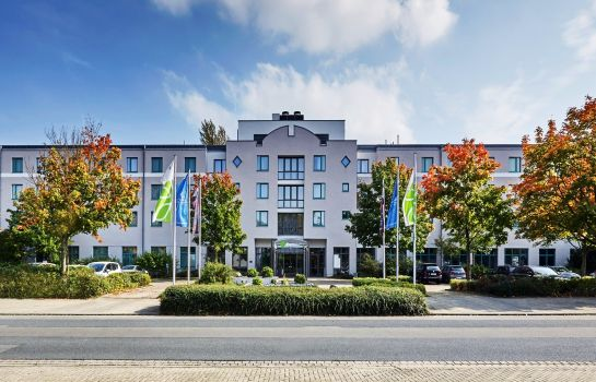 Exterior view H+ Hotel Hannover
