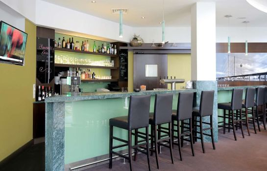 Hotel bar Lindner Hotel Airport