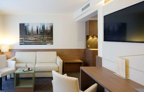 Suite Lindner Hotel Airport