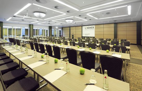 Conference room Lindner Hotel Airport