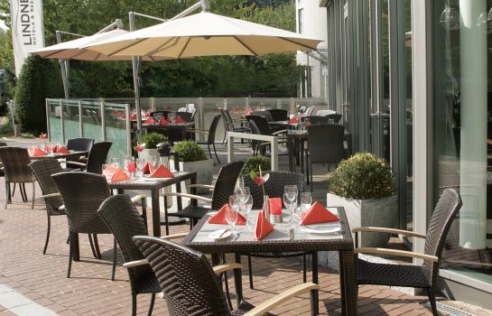 Terrace Lindner Hotel Airport