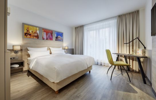 Double room (superior) Lindner Hotel Airport
