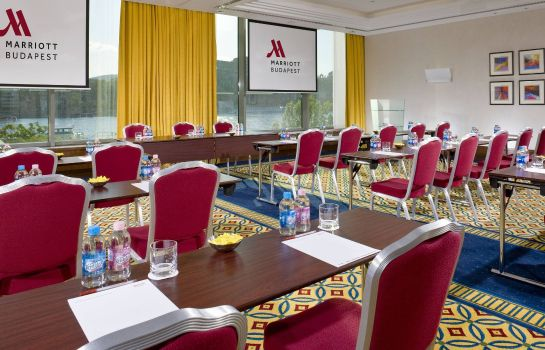 Conference room Budapest Marriott Hotel