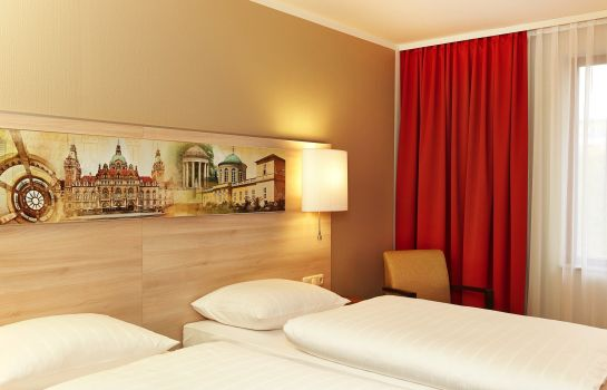 Double room (superior) H+ Hotel Hannover