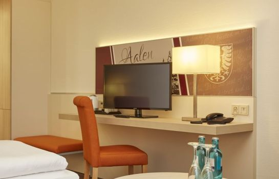 Chambre individuelle (standard) H+ Hotel Limes Thermen Aalen