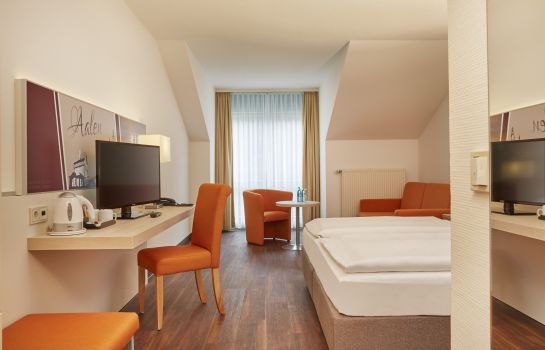 Chambre individuelle (confort) H+ Hotel Limes Thermen Aalen