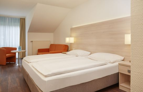 Chambre double (confort) H+ Hotel Limes Thermen Aalen