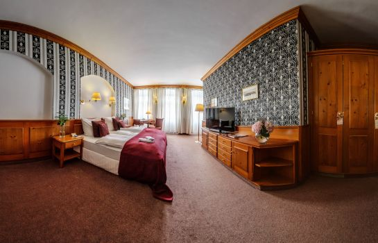 Single room (superior) Akzent Hotel Goldner Hirsch