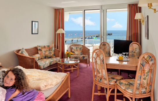 Junior Suite Ostsee-Hotel