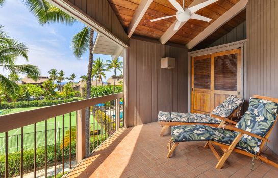 Room Kanaloa at Kona by Outrigger