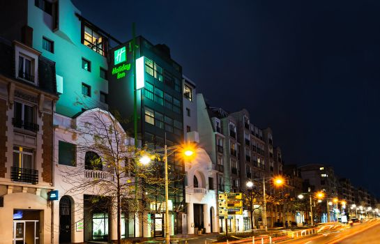 Außenansicht Holiday Inn REIMS - CITY CENTRE