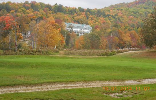 Buitenaanzicht EAGLE MOUNTAIN HOUSE AND GOLF CLUB