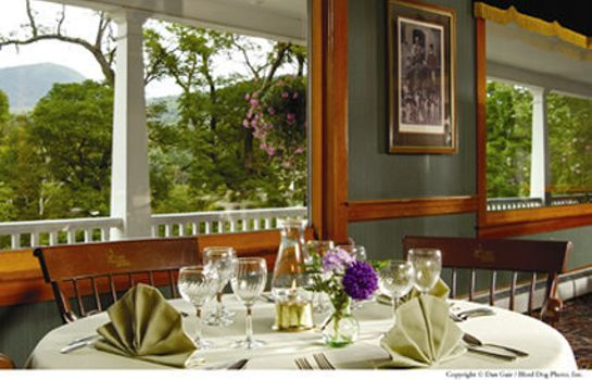 Restaurante EAGLE MOUNTAIN HOUSE AND GOLF CLUB