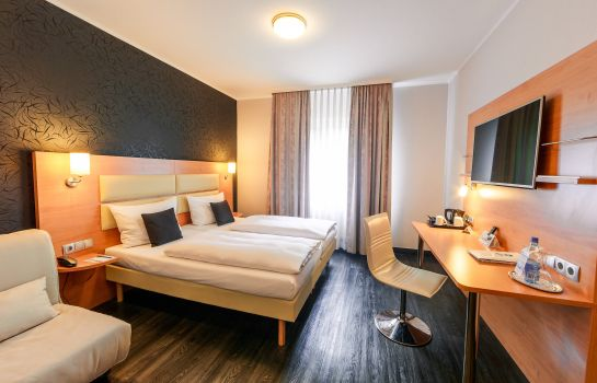 Single room (standard) Best Western Plaza Hotel Stuttgart Filderstadt