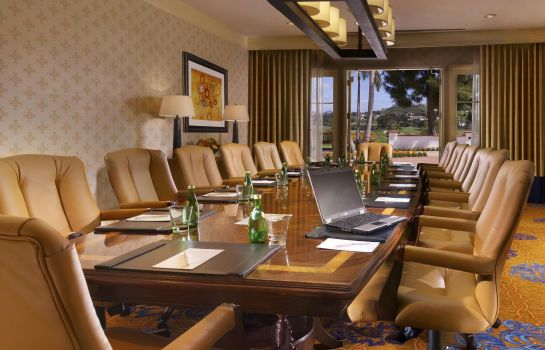 Conference room Omni La Costa Resort and Spa