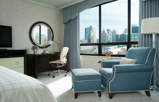 Kamers The Ritz-Carlton Chicago