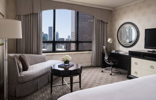 Chambre The Ritz-Carlton Chicago
