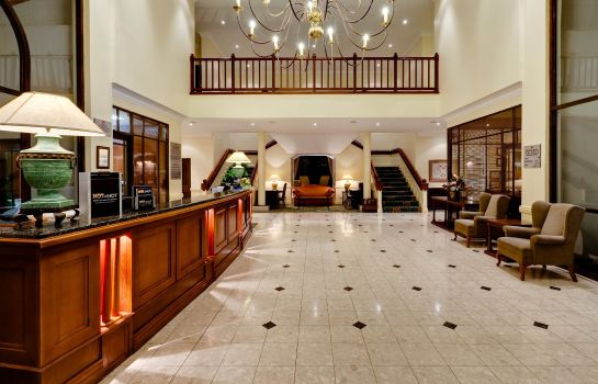 Hotelhalle Protea Hotel George King George
