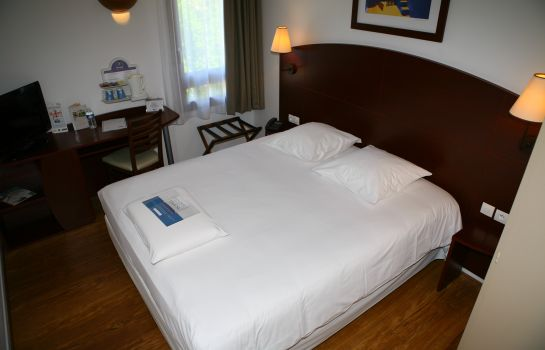 Chambre individuelle (standard) Hotelop Châteauroux