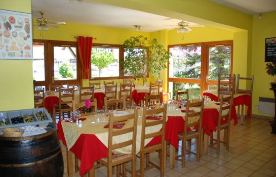 Restaurant CONTACT Macon Sud Hotel