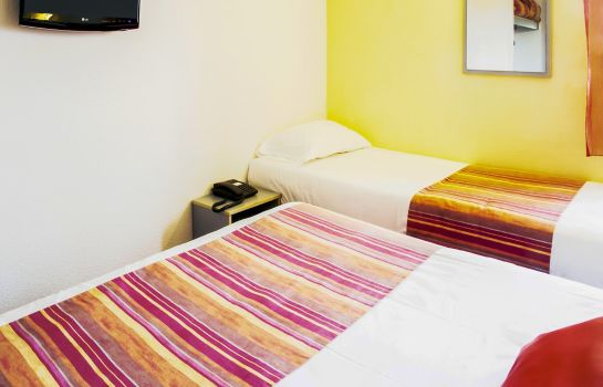 Kamers CONTACT Macon Sud Hotel
