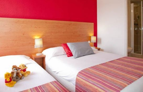 Zimmer CONTACT Macon Sud Hotel