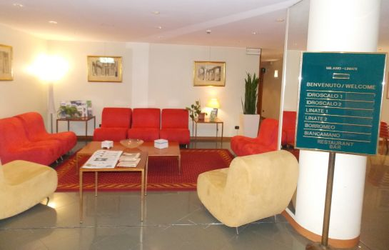Hotelhalle Holiday Inn MILAN - LINATE AIRPORT