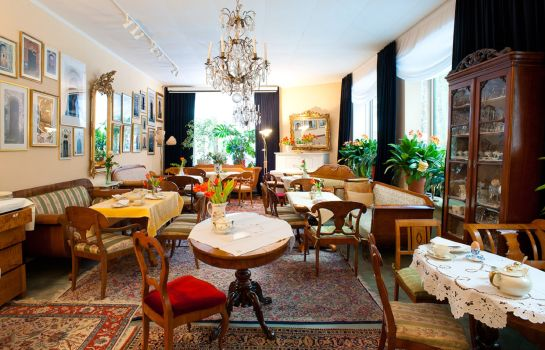 Breakfast room Friedenau Das Literaturhotel Berlin