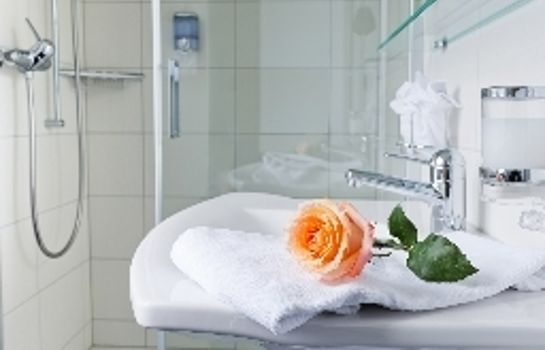 Bagno in camera Parkhotel Gunten - Beach & Spa