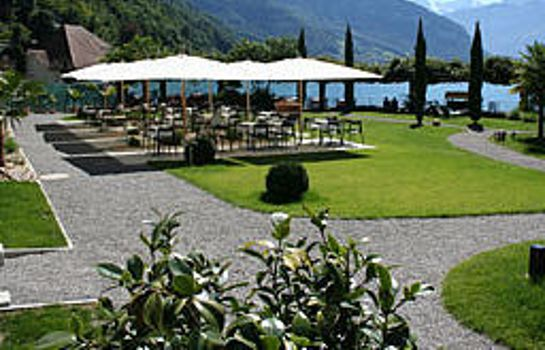 Terrasse Parkhotel am See