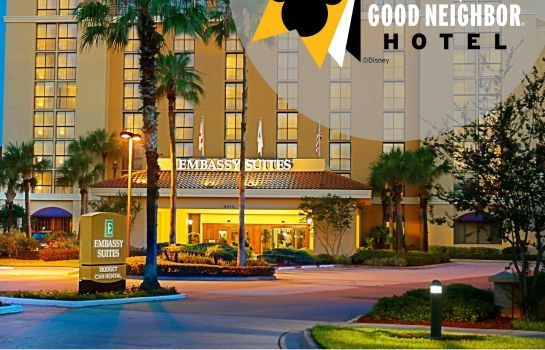 Vista esterna Embassy Suites by Hilton Orlando-Int*l Drive-Convention Ctr