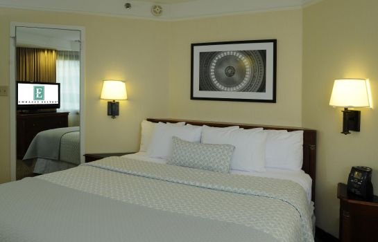 Suite Embassy Suites by Hilton Tysons Corner