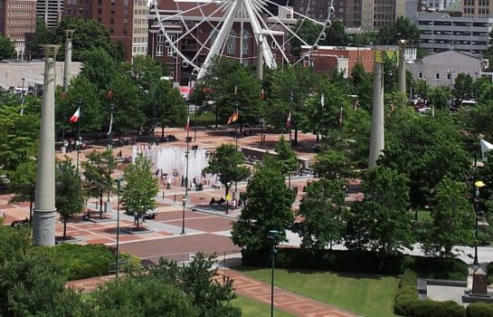 Informacja Embassy Suites by Hilton Atlanta Centennial Olympic Park