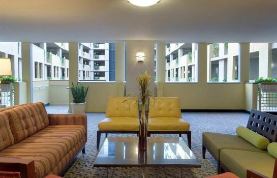 Zimmer Embassy Suites by Hilton Atlanta Centennial Olympic Park