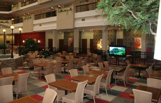 Lobby Embassy Suites by Hilton Atlanta Perimeter Center
