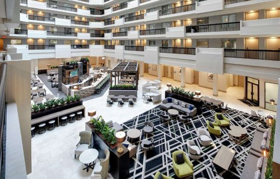 Hotelhalle Embassy Suites by Hilton Atlanta Perimeter Center