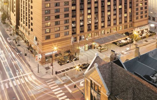 Außenansicht Embassy Suites by Hilton Chicago Downtown