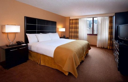 Zimmer Embassy Suites by Hilton Chicago Downtown