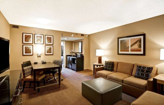 Kamers Embassy Suites by Hilton Chicago Downtown