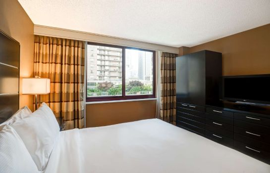 Chambre Embassy Suites by Hilton Chicago Downtown