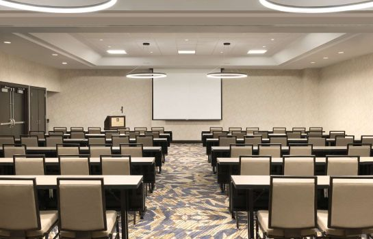 Conference room Embassy Suites by Hilton Chicago Lombard Oak Brook