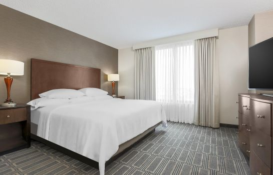 Room Embassy Suites by Hilton Chicago Lombard Oak Brook