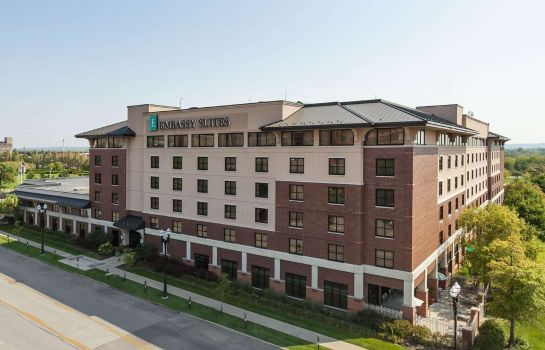 Vista esterna Embassy Suites by Hilton Omaha Downtown Old Market