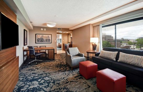 Zimmer Embassy Suites by Hilton Omaha Downtown Old Market