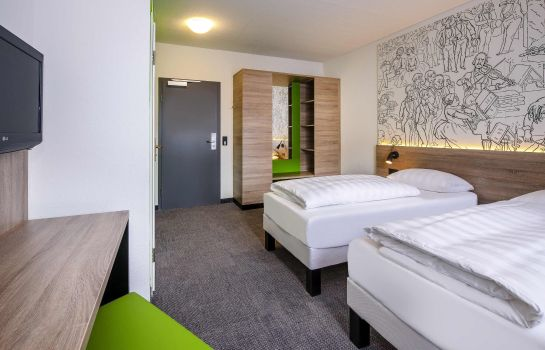chambre standard ibis Styles Halle