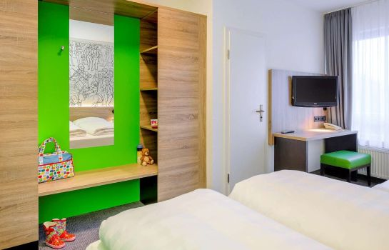 Chambre ibis Styles Halle