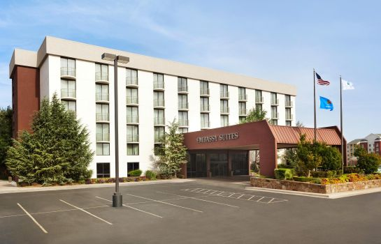 Außenansicht Embassy Suites by Hilton Oklahoma City Will Rogers Airport